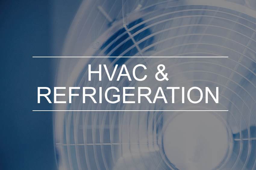HVAC & Refrigeration
