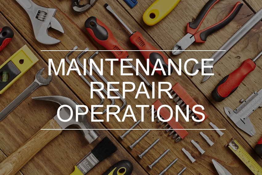 Maintenance Repair Operations
